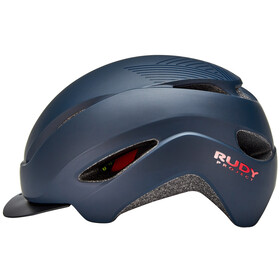 Rudy Project Central Fietshelm, night blue matte